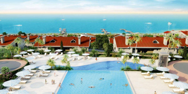 Diamond Beach Project-Didim-Turkey
